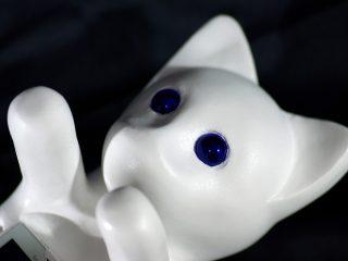 猫型スマートフォン